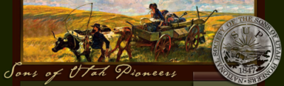 National Society of the Sons of Utah Pioneers